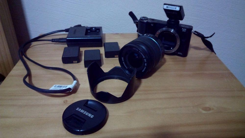Máquina Fotográfica Reflex com ligaçao à Net