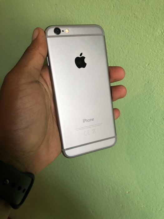 IPhone 6 32Gb novo bateria 100%