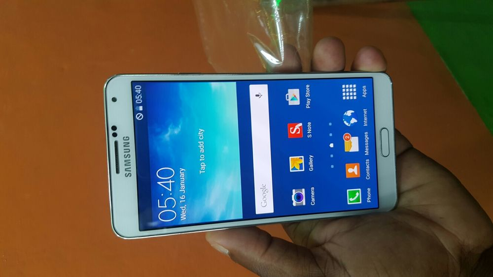 Galaxy Note 3 novo fora da caixa 32 gb