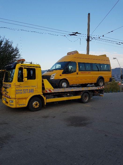 Tractari Mediaș non stop. Euro Cargo Trans Medias - imagine 7