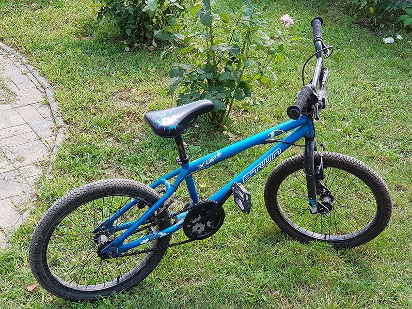 BMX BTWIN Xup+ Bicicleta (schimb doar cu PEGAS)