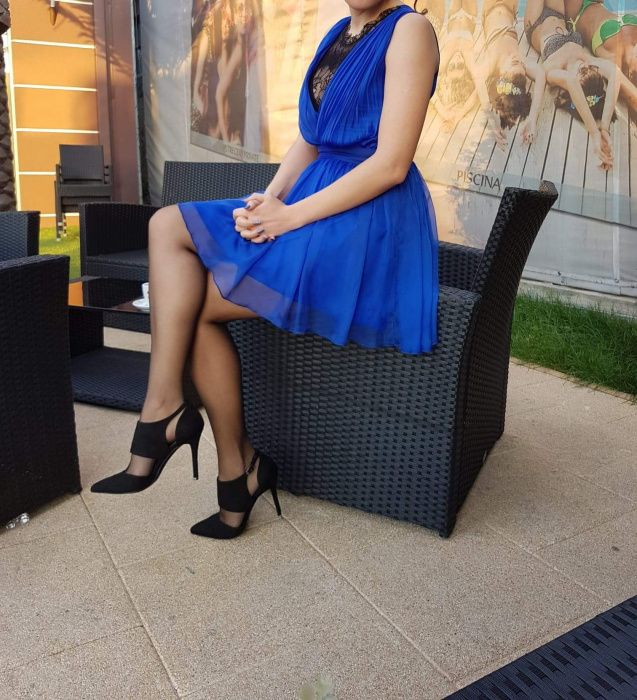 Rochie baby doll mărime S