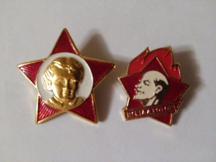 Значки советские! Новые! Оригинал!