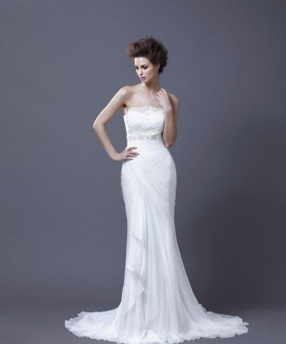 Сватбена/булчинска рокля Енцоани
