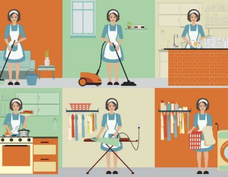 Precisa se empregada doméstica