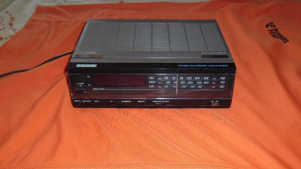 Radio Phonola cu ceas original