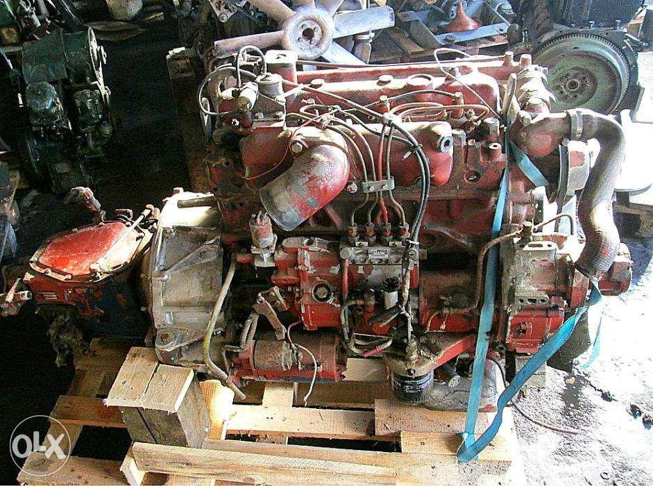 Motor Fiat 8340.04 + cutie Iveco