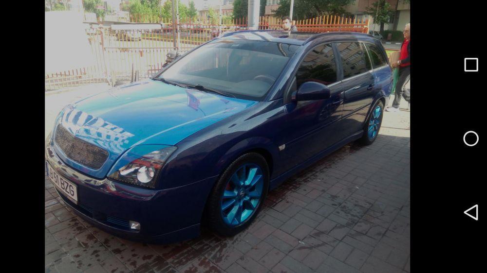 vand/schimb Opel vectra c diesel cu benzina +-gpl