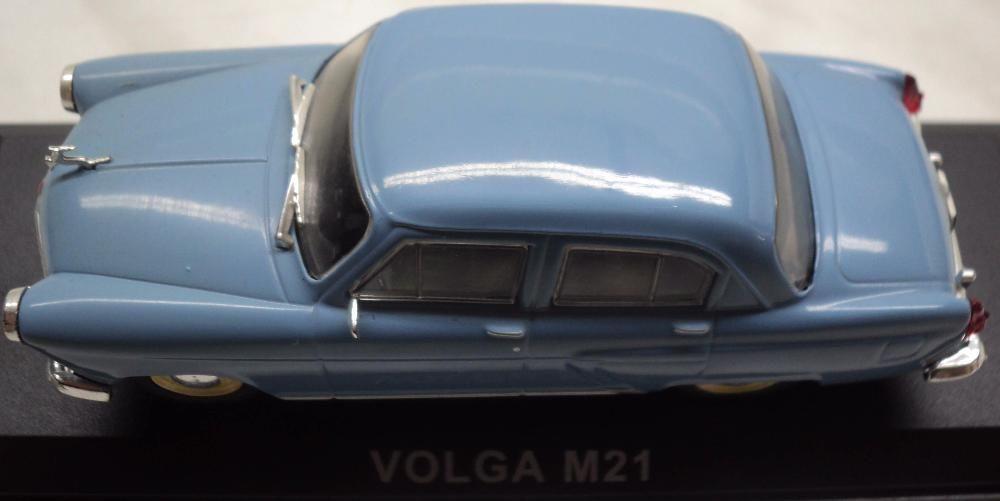 Macheta Auto Metalica (De Colectie) VOLGA M21 NOUA