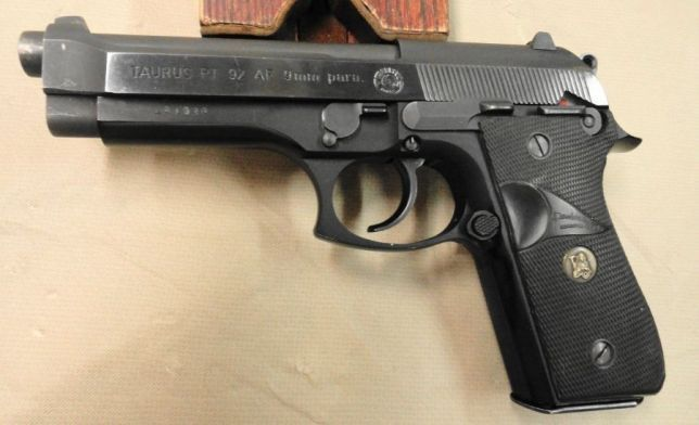 Pistol PUTERNIC(Din METAL) Airsoft cu Aer Comprimat Ed.Limitata