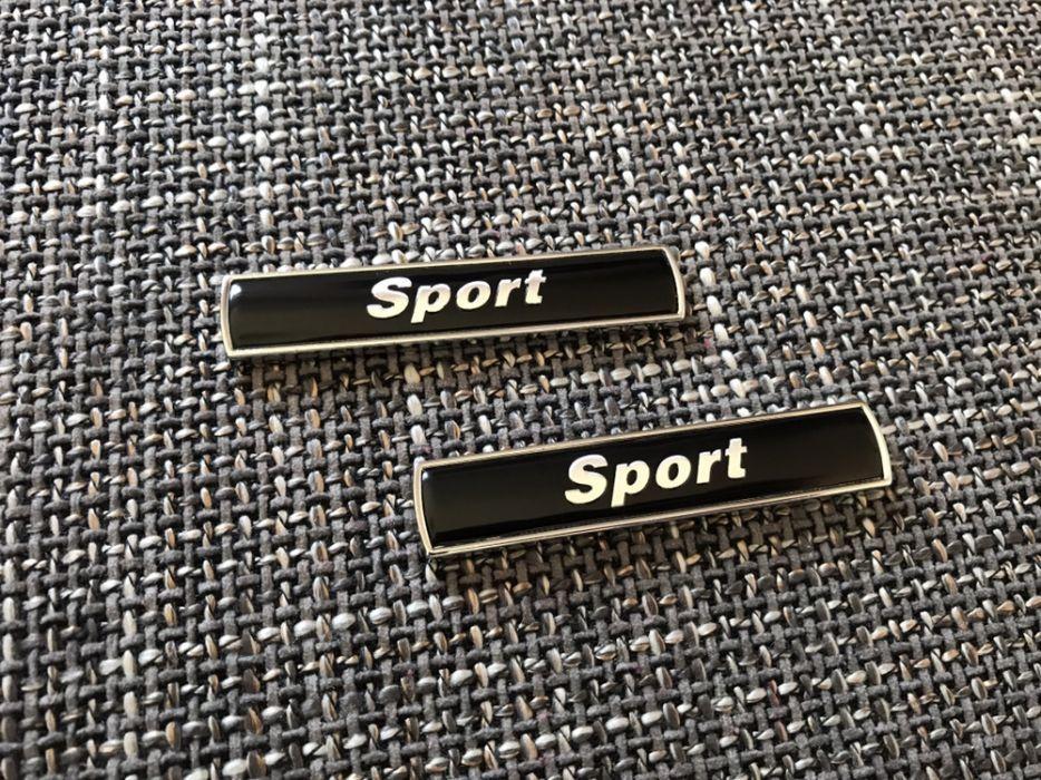 Emblema BMW Sport aripa (2bucati)