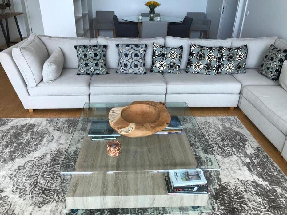 Arrenda-se espetacular Apartamento Tipo 3 mobilado no Platinum