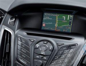 SD Card Harti Ford MFD Navigatie GPS 2018 Focus Fiesta Kuga C-Max