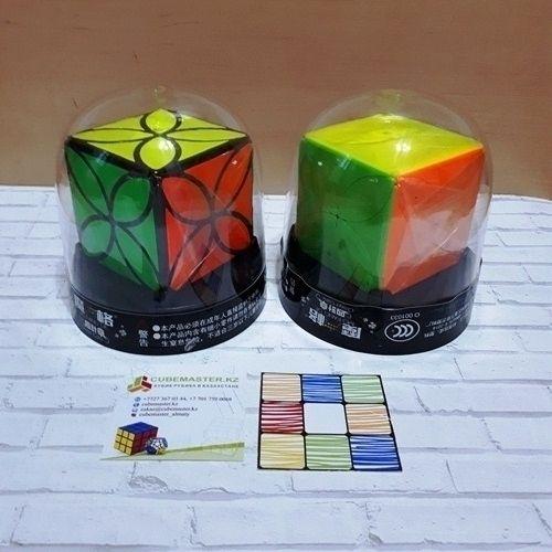 Уникальная головоломка MoFangGe Clover Cube