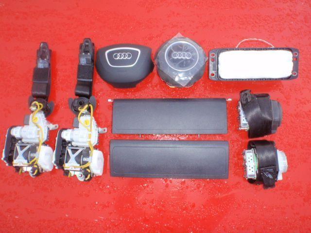 KIT Airbag AUDI A8 D4 4H Volan / Pasager / Centuri Fata/Spate PRE-SAFE