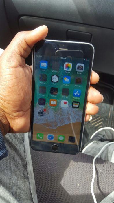 Iphone 6 pluz 64g