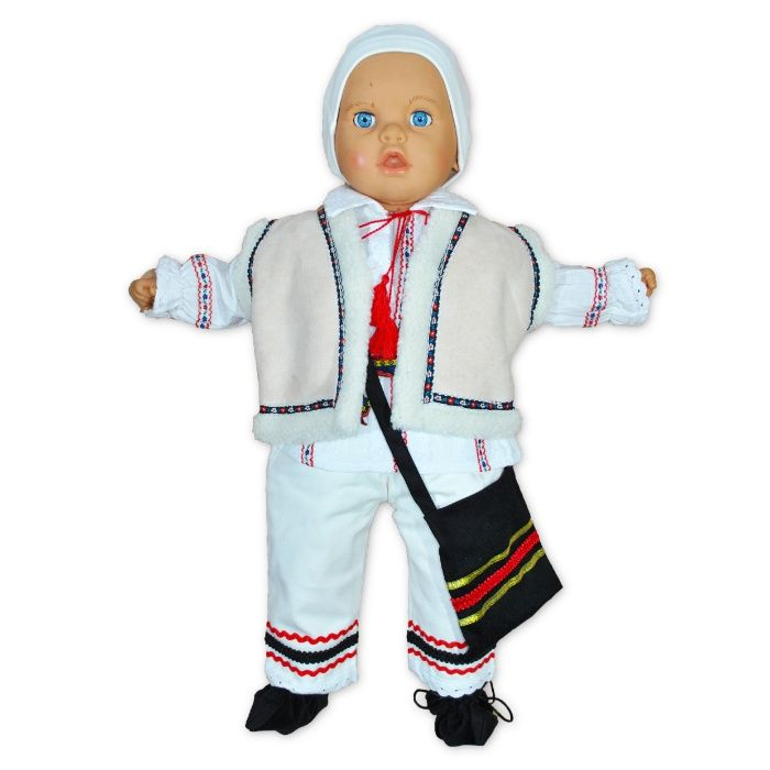 Costum Popular Bebe Costum Traditional Copii Cost National