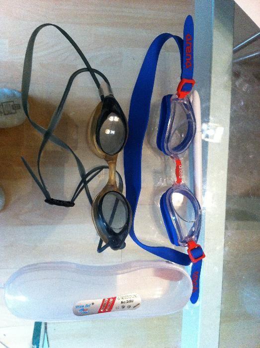 Vând ochelari pentru inot, copii si adulti, Arena, Legea, cu cutii