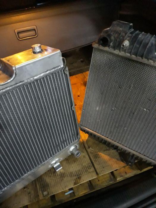 SC PETRO DIAMED Radiatoare confecționam după model