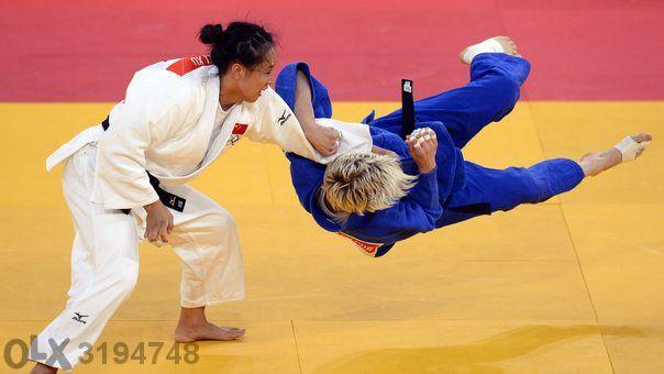 тренировки по бойни изкуства - Джудо и джу-джуцу