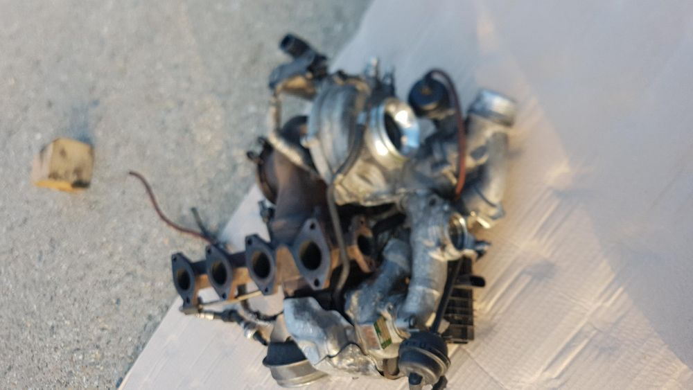 Biturbo BMW F10 525D 218cp