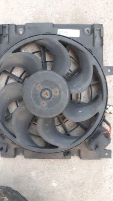 Electroventilator MOTOR OPEL Astra H 1.7 dtj