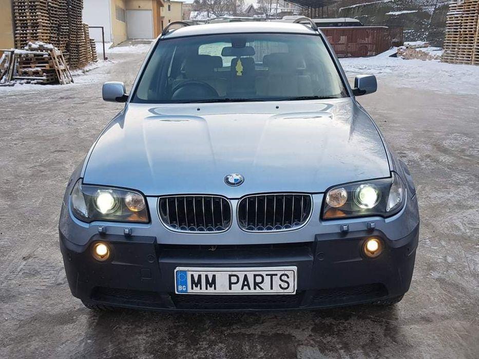 BMW X3 E83 3.0d 218к.с. автоматик НА ЧАСТИ!