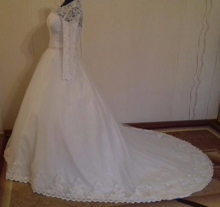 Мусульманские новые свадебные платья