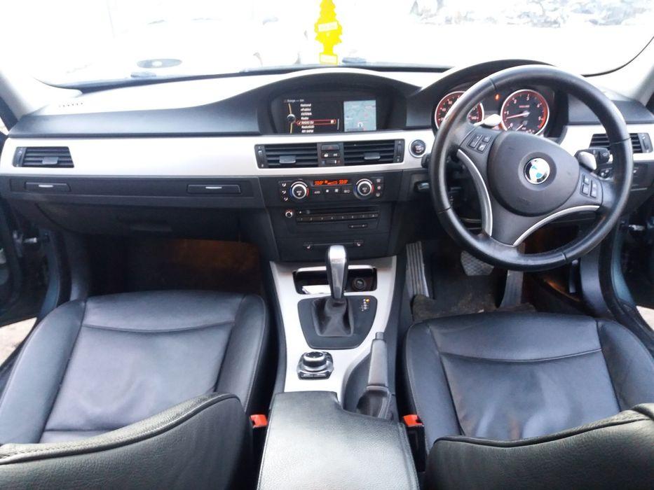 Dezmembrez bmw e90 lci facelift 330d 245cp n57d30a automat Craiova - imagine 6