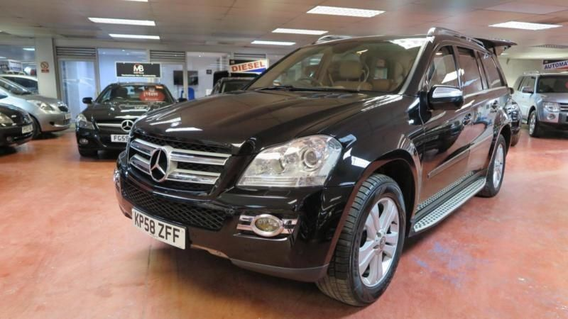 Мерцедес БЕНЦ ГЕ ЕЛ Mercedes Benz GL 320 НА ЧАСТИ