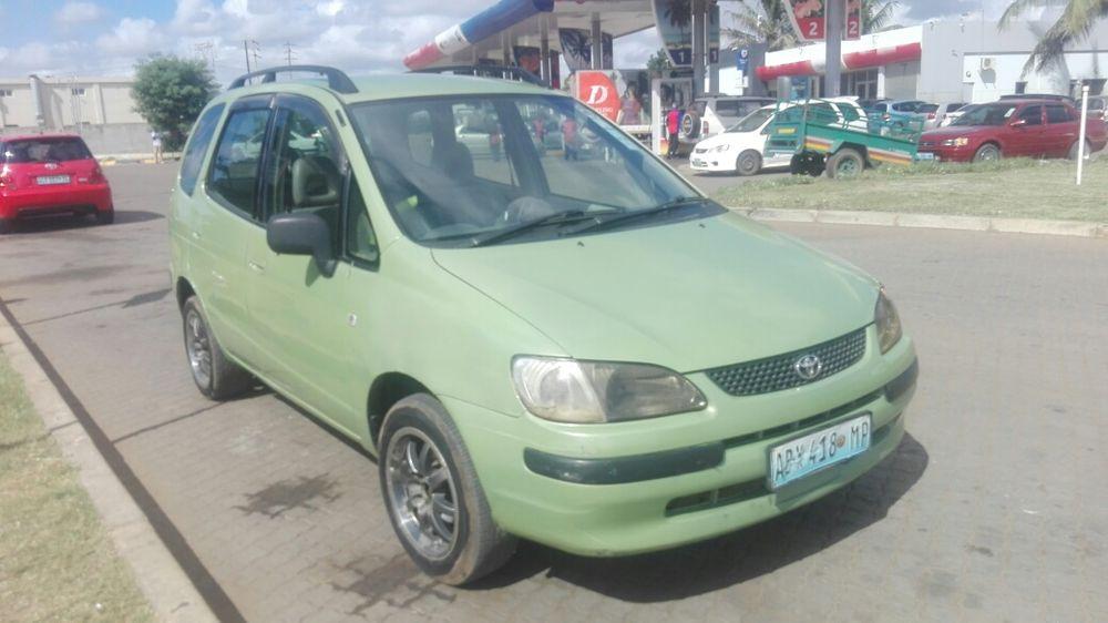 Toyota spacio super bom gela bem Cidade de Matola - imagem 2