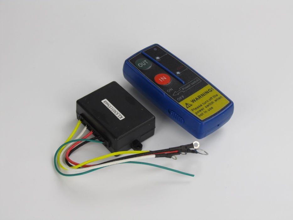Безжично дистанционно управление за лебедка 12V