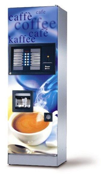 поставям кафе автомати