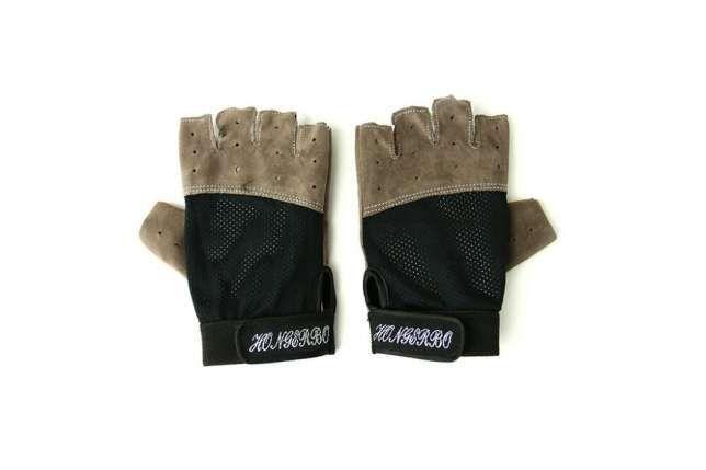 Перчатки для тренировок со штангой