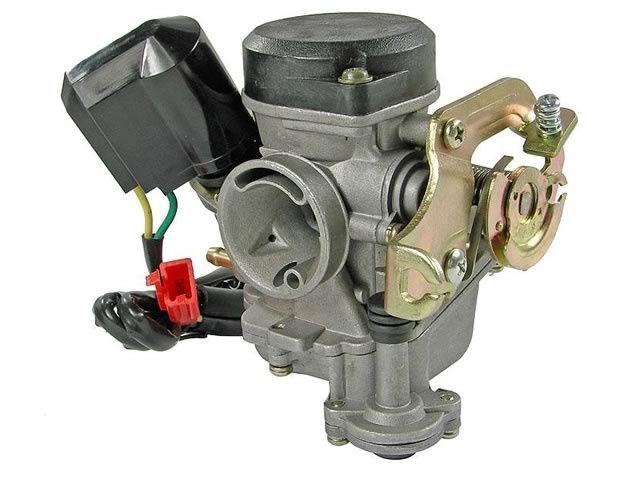 Carburator Complet Scuter Baotian - Bautian 4T - 49 - 50 - 80cc NOU