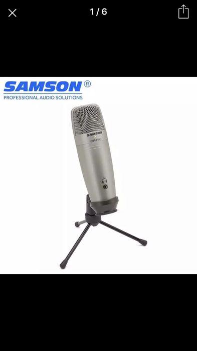 Микрофон Samson С01U pro