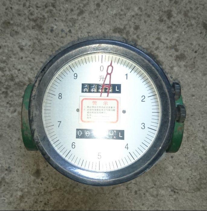 Счетчик на бензовоз авто топливо заправщик АТЗ (Китай)