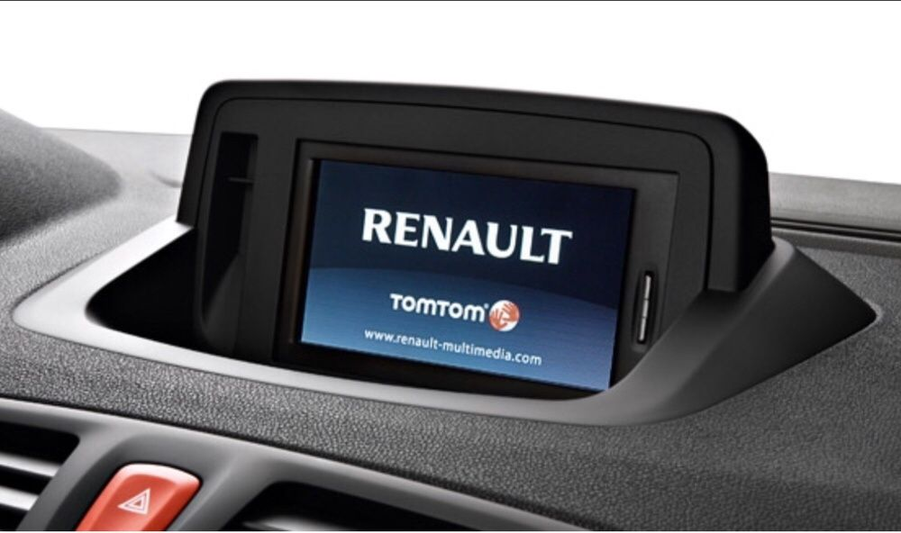 RENAULT TomTom Carminat Live V10.05 SD Card Europa 2018-2019 + TURCIA