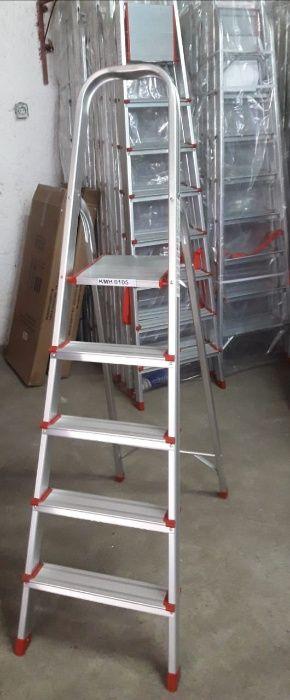 Escadotes de Alumínio alta qualidade uso diverso modelo KMH0105