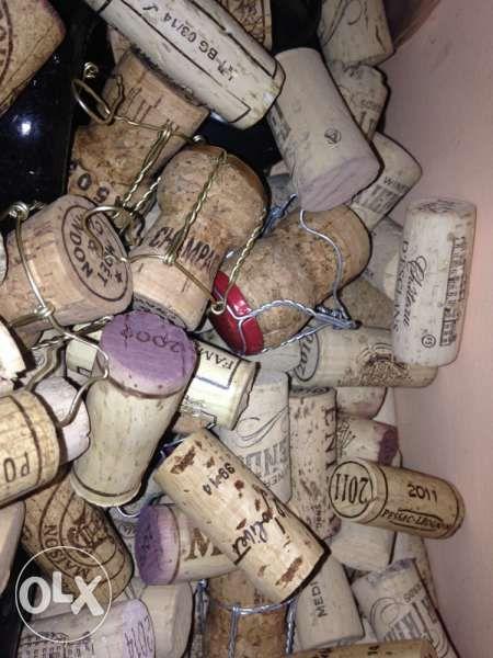 Продавам коркови и стъклени тапи от вина и шампанско, всякакви видове! гр. София - image 6