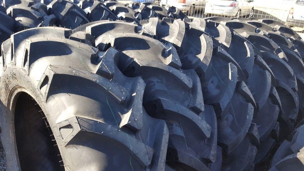 Cauciucuri noi 12.4 28 BKT cu 8 pliuri anvelope pentru tractor spate