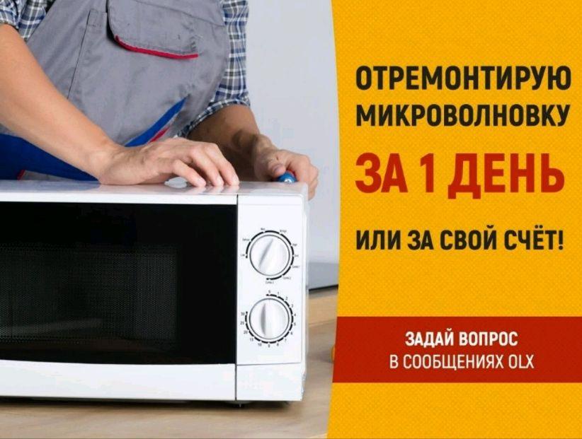 Ремонт микроволновок электроплит духовок стиральных машин Артем