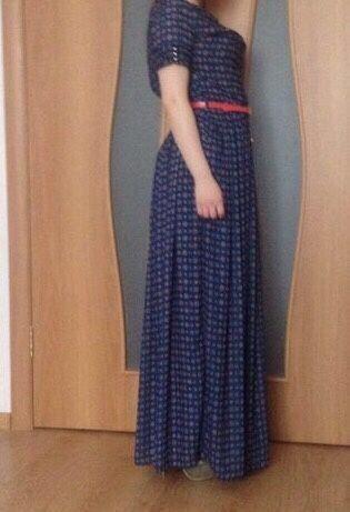Продам платье в пол, Турция, 36 (S)