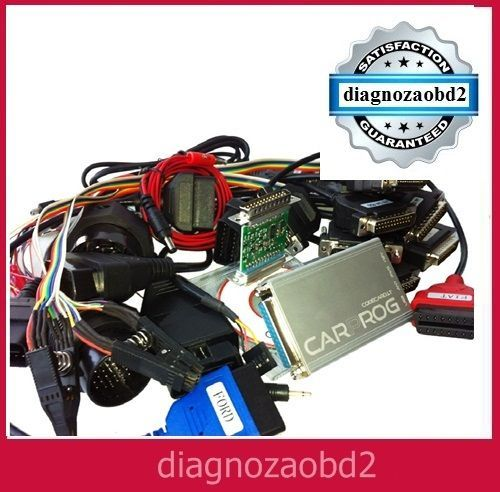 Programator Carprog V8.21 Full- citire cod radio Airbag reset, ECU