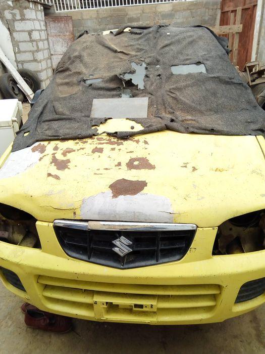 Carcaça de Suzuki alto a venda com motor desmanchado Kilamba - imagem 2