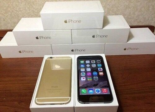 IPhone 6 64Gb celado.