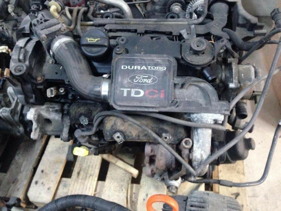 Motor complet Ford Fiesta