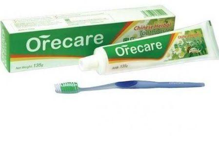 Pasta dentifrica
