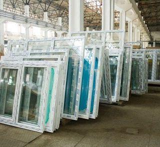Изготовим и установим пластиковые окна двери и витражи любой сложности