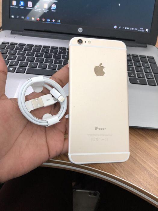 Vendo IPhone 6 Plus 128GB Gold novo